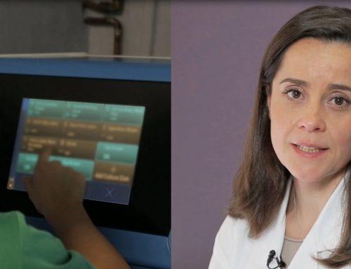«Para las pacientes es tranquilizador poder ver cómo ha sido el cultivo de sus embriones»