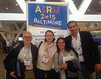 Eugin presenta su investigación en el congreso de la ASRM, la principal sociedad americana sobre Reproducción Asistida