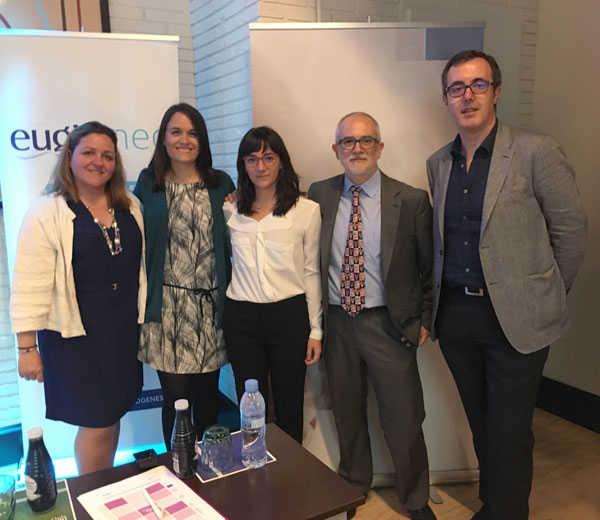 Eugin Madrid organiza el primer curso para médicos ginecólogos
