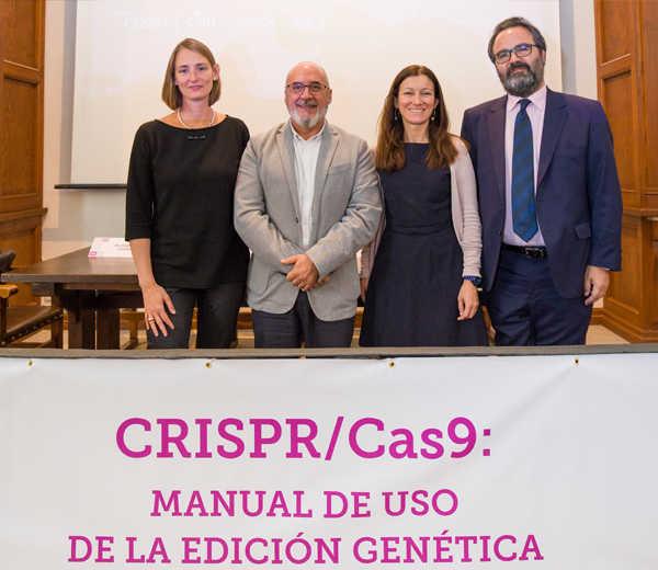 Los expertos piden prudencia y un debate ético sobre la aplicación del nuevo sistema de edición genética CRISPR-Cas9