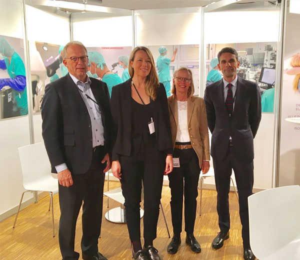 Clínica EUGIN y Copenhagen Fertility Center, presentes en el primer encuentro Kinderwunsch Tage en Alemania