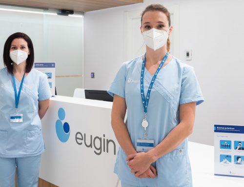 Eugin ha realizado de forma segura 3.000 tratamientos de reproducción asistida en los últimos siete meses